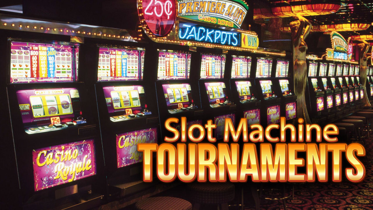 Multiplayer Slots – Compete On Each Spin For a Jackpot!