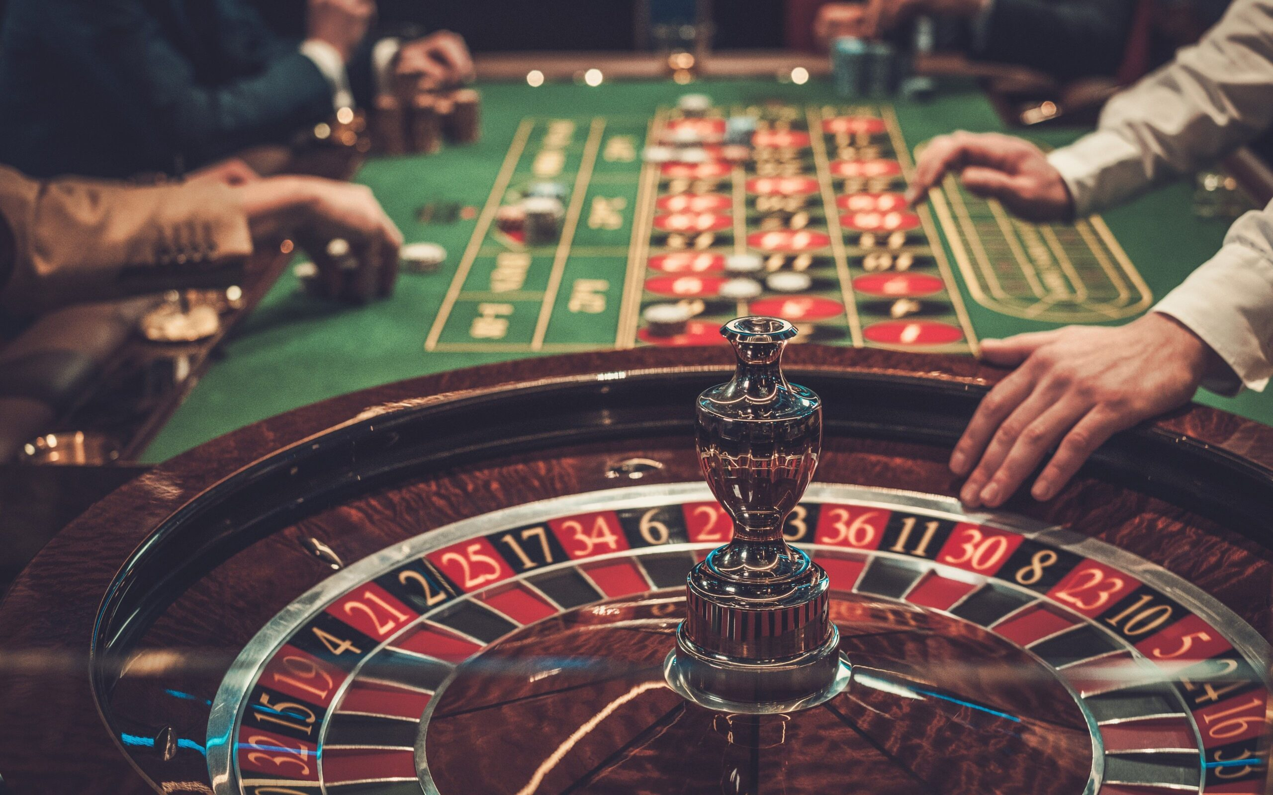 Why Can't Roulette Be Free in Live Casinos?